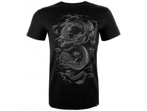 venum 03119 114 tshirt tricko dragonsflight black black f1