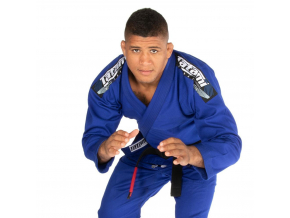 tatami elements white bjj gi kimono brazilian jiu jitsu blue f1