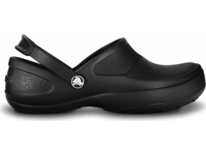 Crocs Mercy Work - Black/Black