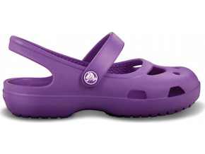 Crocs Girls Shayna - Dahlia