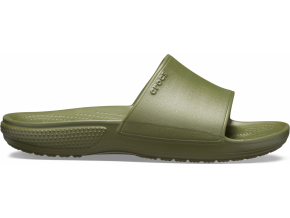 Crocs Classic II Slide - Army Green