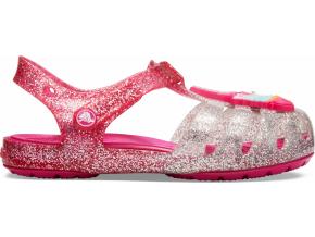 Crocs Isabella Charm Sandal K - Pink Ombre