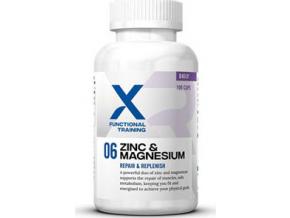 Reflex Nutrition X Functional Training 06 Zinc & Magnesium 100 kapslí