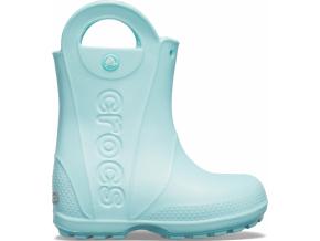 Crocs Handle It Rain Boot Kids - Ice Blue