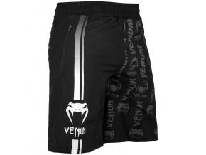 Šortky Venum Logos Fitness - Black/White