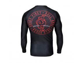 BADBOY NEVER STOP RASH GUARD 02