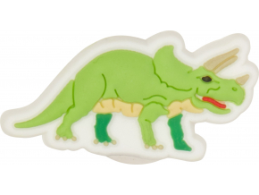 Crocs Odznáček Jibbitz - Triceratops Dinosaur