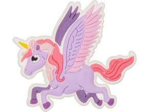 Crocs Odznáček Jibbitz - Flying Unicorn