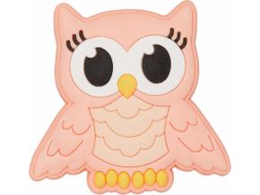 Crocs Odznáček Jibbitz - Pink Night Owl