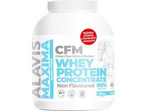 Alavis Maxima Whey Protein Concentrate 80%  2,2 kg