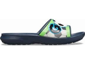 Crocs Sports Fan Slide K - Navy