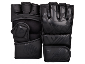 rh 00008 114 mma gloves nitro black black rukavice f1