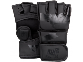 rh 00007 114 mma gloves charger black black rukavice f1