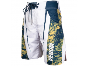 boardshorts venum aero 2.0 white yellow f1