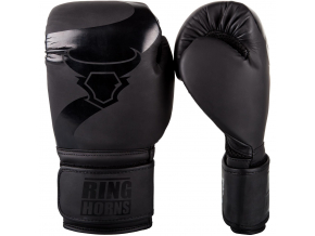 rh 00001 114 boxing gloves ringhorns charger black f1