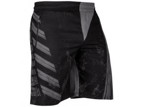 venum 03697 109 training short amrap black grey sortky f10