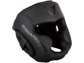 rh 00021 114 headgear prilba helma ringhorns charger black black f1
