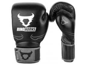 rh 00003 109 boxing gloves ringhorns destroyer black grey f1