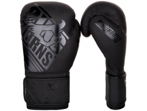 rh 00002 114 boxing gloves rukavice box nitro black black f1