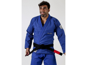 bjj brazilian jiu jitsu gi kimono kingz balistico3 blue modre f3