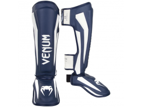venum 1394 410 shinguard elite navyblue white chranice holeni f1
