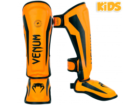 chranic holeni venum elite kids black orange f1