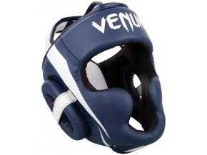 venum 1395 410 headgear prilba helma elite navyblue white f1