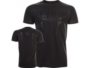 venum 02721 001 tshirt carbonix black f1