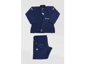 kingz bjj gi balistico 3 limited edition navy f1
