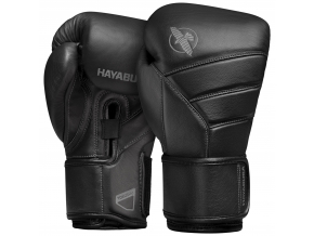 boxing gloves hayabusa kanpeki boxerske rukavice cerne black f1