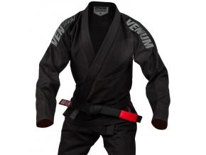 kimono venum contender EVO BJJ GI black f1