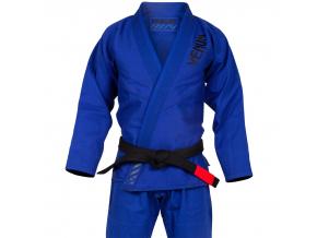 venum 03708 047 bjj gi power2.0 blue brazilian jiu jitsu kimono f1