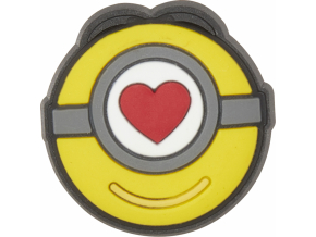 Crocs Odznáček Jibbitz - Minions Stuart Love Icon