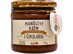 Božské oříšky Mandlový krém s čokoládou 190 g