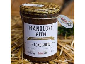 Božské oříšky Mandlový krém s čokoládou 390 g