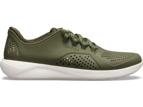 Crocs LiteRide Pacer M - Army Green/White
