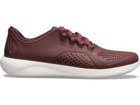 Crocs LiteRide Pacer M - Burgundy/White