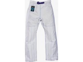 Kalhoty pro BJJ Ground Game - BÍLÉ