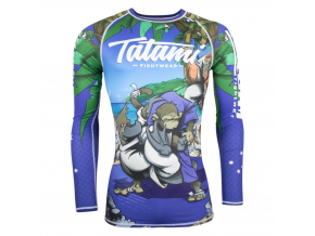 Rashguard Tatami Omoplatapus