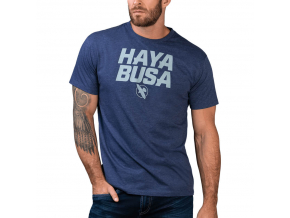 Tričko Hayabusa Casual Logo - Blue