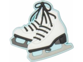 Crocs Odznáček Jibbitz - Ice Skates Charm