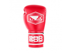 badboy strike boxing gloves box rukavice red 02