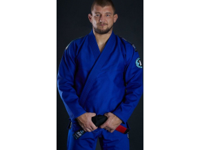 Gi kimono BJJ Ground Game ROOKIE - MODRÉ