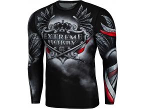 Rashguard - funkční tričko Extreme Hobby HUSARZ - dlouhý rukáv