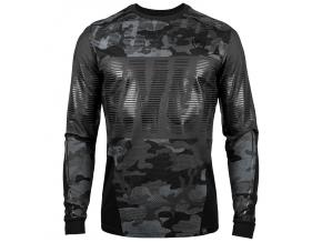 venum 03746 134 tshirt long sleeve dlouhy rukav tactical urbancamo black black f1