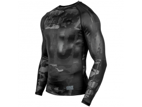 venum 03743 134 rashguard long dlouhy rukav sleeve tactical urbancamo black f2