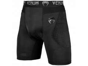 venum 03725 001 compression short kompresni sortky g fit black black f1