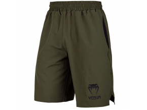 venum 03747 015 trainingshort classic kaki black f1