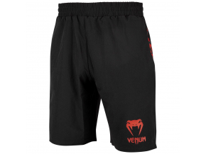 venum 03747 100 trainingshort sortky classic black red f1
