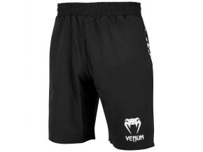 venum 03747 108 trainingshort sortky classic black white f1